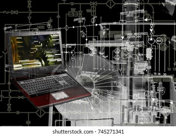Industrial computer software technology