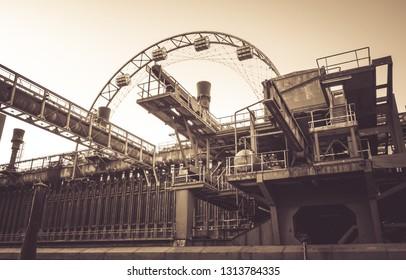 industrial culture vintage