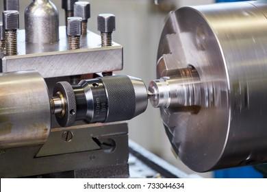 Industrial drill machine.