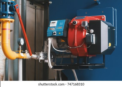 Industrial electric engine - chemistry industry