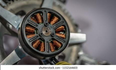 Industrial Electromagnet Coil Winding Generator