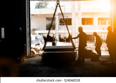 Industrial Engineer standing control of the team Personal development personal and career growth progress and potential maintenance Industrial and people concept