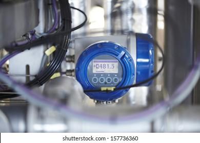 Industrial equipment, instrument