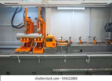 Industrial equipment for metal working