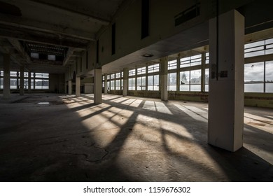 Industrial  Factory Space