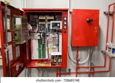 Industrial fire control system,Fire Alarm controller, Fire notifier, Anti fire.