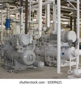 Industrial Gas Compressor