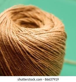 Industrial hemp thread
