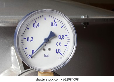 industrial high pressure meters