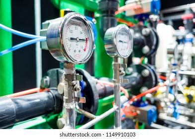 Industrial instrumentation image