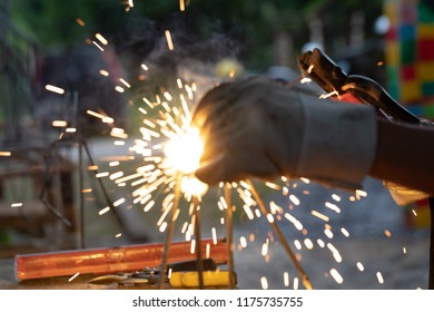 Oxy-acetylene Torch Images, Stock Photos & Vectors