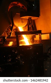 Industrial Machinery and Metal Casting plant