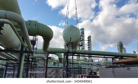 Industrial maintenance in oil and gas sector