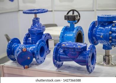 Industrial manufacturer valve. check valve, gate valve, butterfly valve and strainer