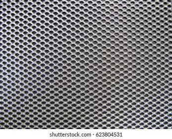 industrial metal grid texture