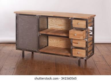 industrial metalic cabinet