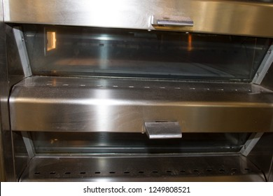 industrial oven for grilling meat or chicken