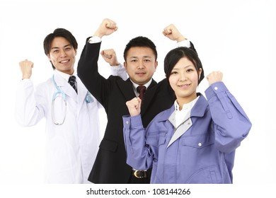 Industrial physician