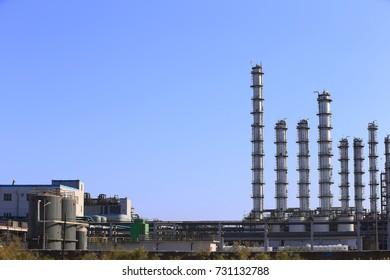 Industrial plant equipment