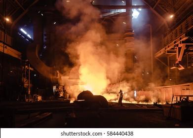 industrial process