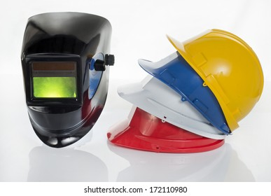 Industrial Protective Workwear and Welder