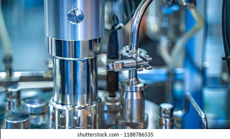 Industrial Science Device In Laboratory