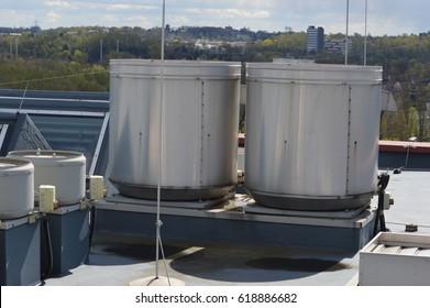 Industrial tank