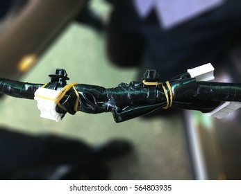 The Industrial Vehicle Connector And Harness Wiring.