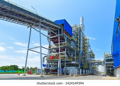 Industrial Waste to energy plant
