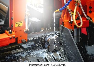 Industry High Precision CNC Metal Bar Cutting Machine
