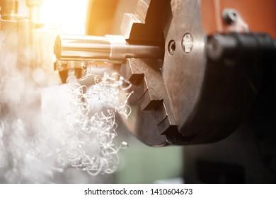 Industry machinery. Engineering Work