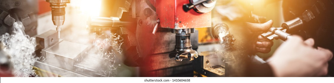 Industry / Measuring, Mill & Turning Machines