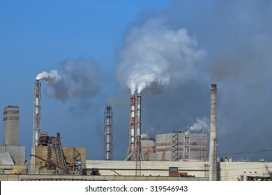 Industry - polution