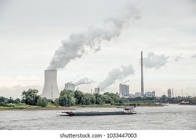 Industry and Power Plant, Germany