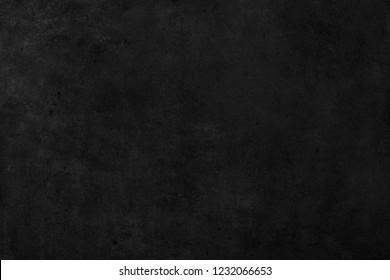 Industry wall. Black grunge texture. dark background. Black concrete wall.