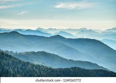 Infinity mountains 3 (Italy)