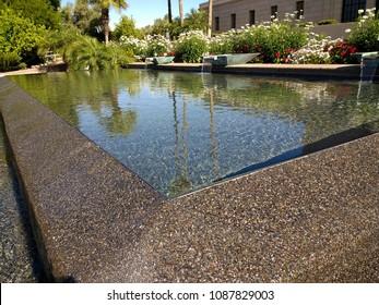 Infinity Water Pool
