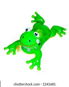 Inflatable Frog Pool Toy