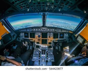 Inflight cockpit