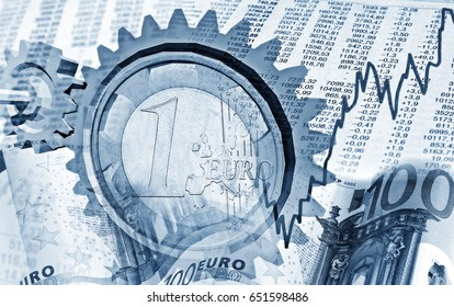 Influence of financial markets on the economy