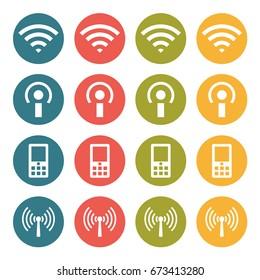 Info icon: Communication