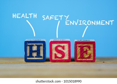 Infographic Safety and Health word or term commonly used. Arrangement of alphabet with safety and health concept.