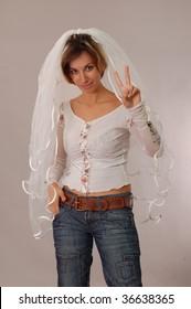 informal bride