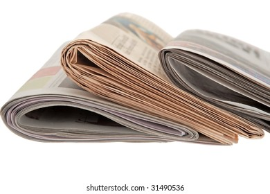 Information in the newspaper