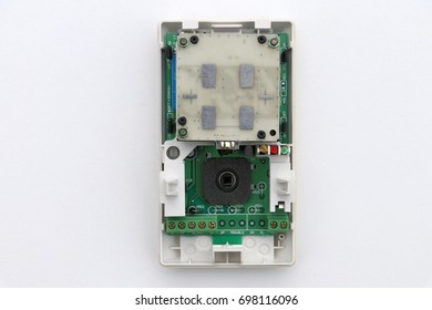 Infrared Microwave security motion Detector PCB plate