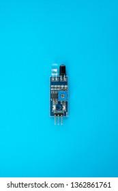 Infrared obstacle avoidance sensor module for arduino, ir sensor