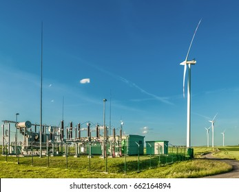 Infrastructure for renewable wind energy