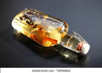 infusion gin, homemade gin, DIY gin, craft gin