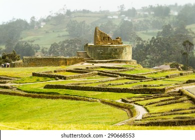 Ingapirca Ruins The Most Important Inca Civilization Construction In Modern Ecuador