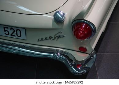 Auto Union Cabriolet Images, Stock Photos & Vectors